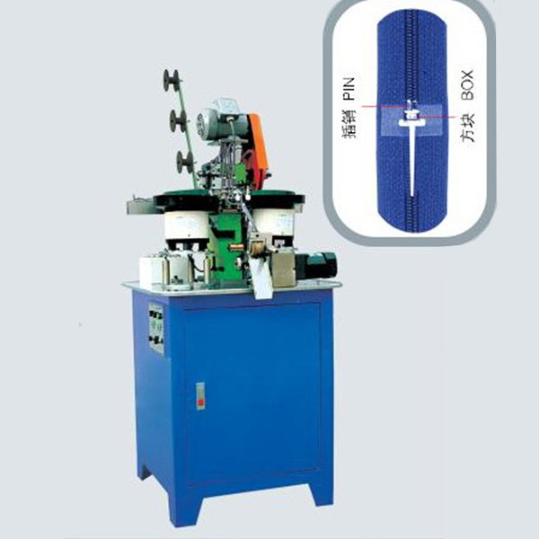 Auto Pin and Box Fixing Machine (TYM-203N)