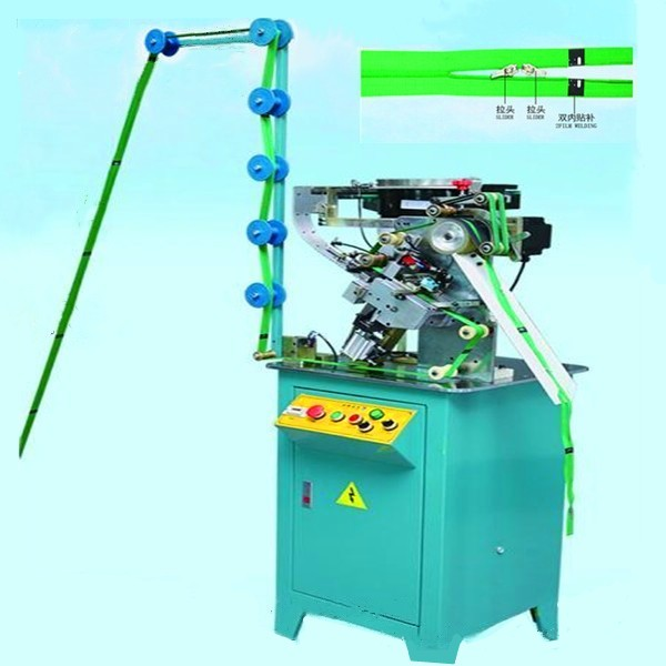 Auto Single Side Slider Mounting Machine (TYM-224S)
