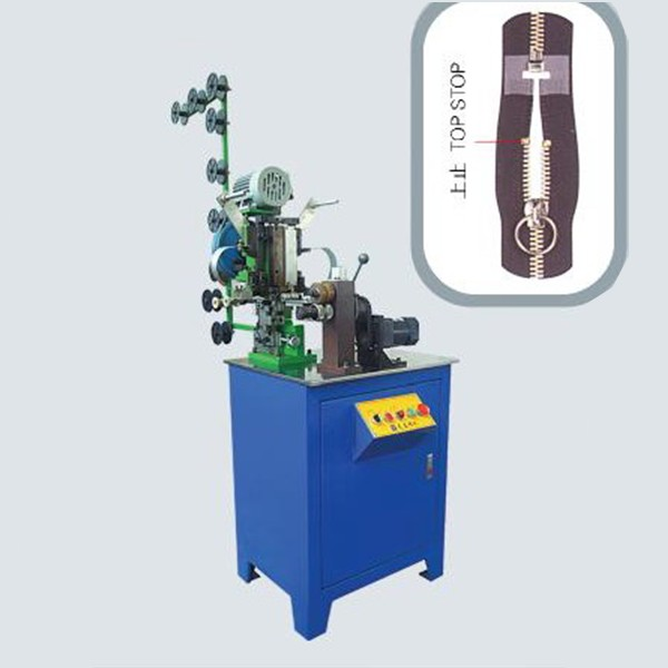 Auto Metal Double Top Stop Machine (TYM-215M)