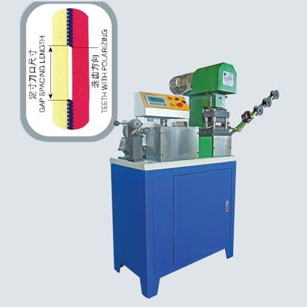 Auto Plastic Zipper Gapping Machine (TYM-210D)