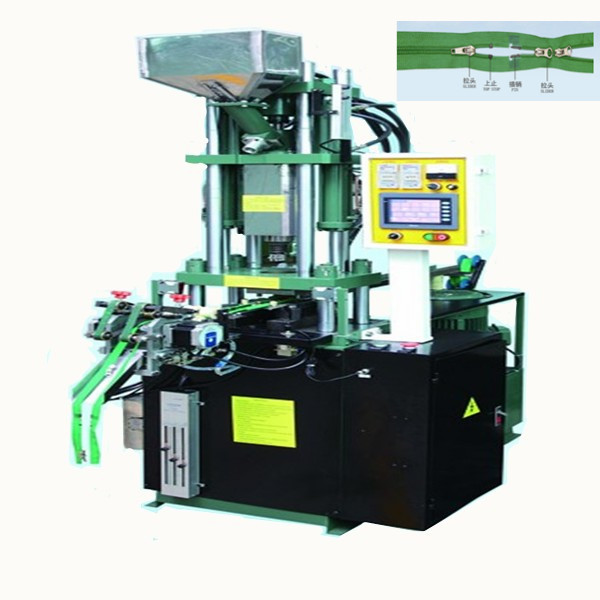 Auto Open-end Zipper Injection Molding Machine (TYM-228A)