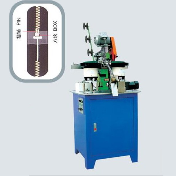 Auto Metal Pin and Box Fixing Machine (TYM-203M)