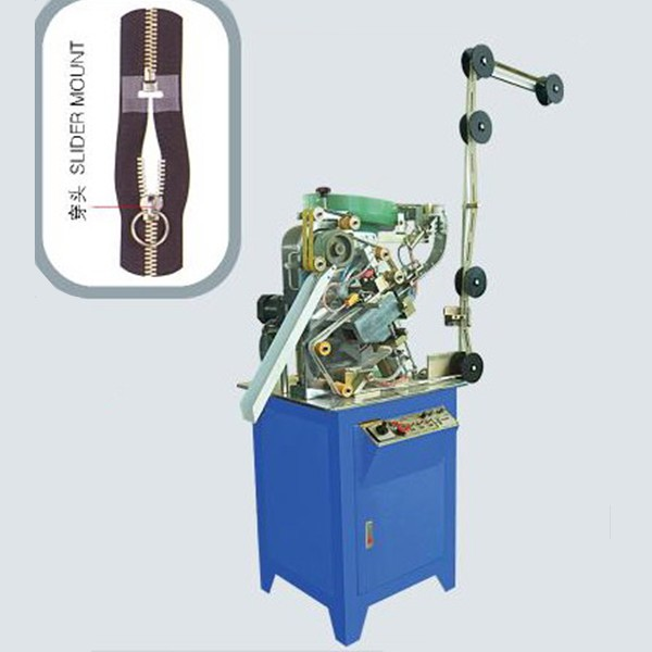 Metal Open-end Hit Backside Zipper Machinery (Auto Line)