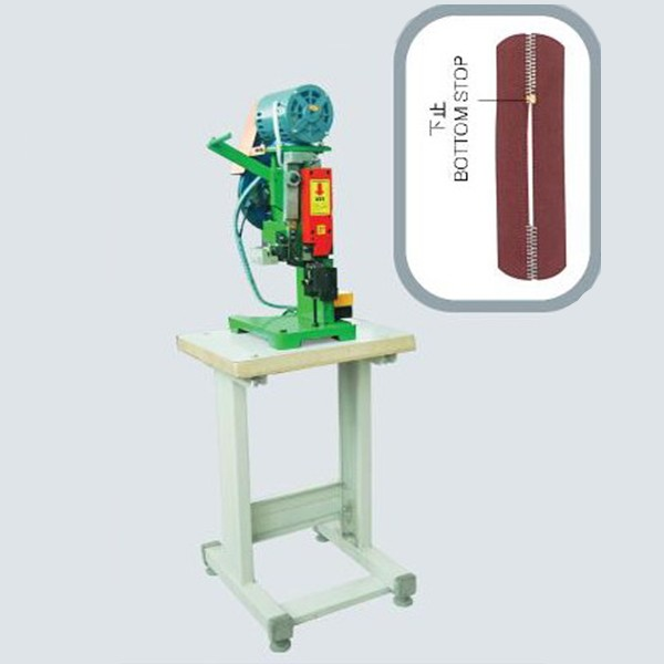 Metal Close-end Zipper Machinery (Semi-auto Line)